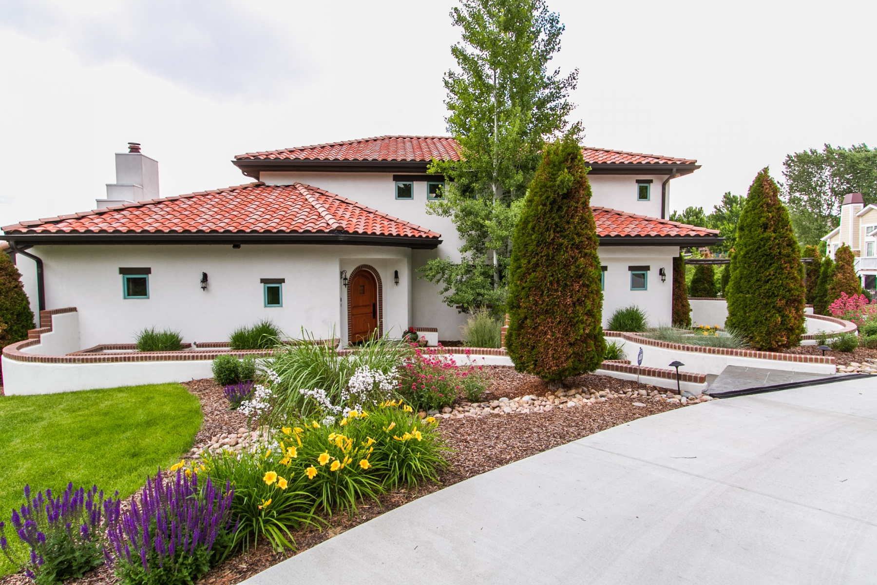 一戸建て のために 売買 アット Custom - Spanish Mediterranean Style! 6301 East Crestline Avenue Greenwood Village, コロラド 80111 アメリカ合衆国
