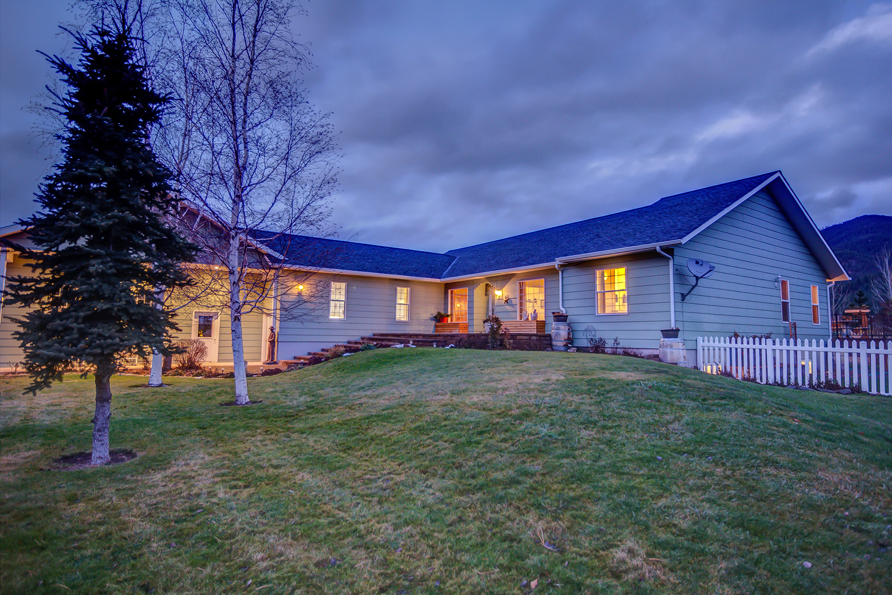 Single Family Home for Sale at 18060 Hodown Lane Frenchtown, Montana 59834 United States