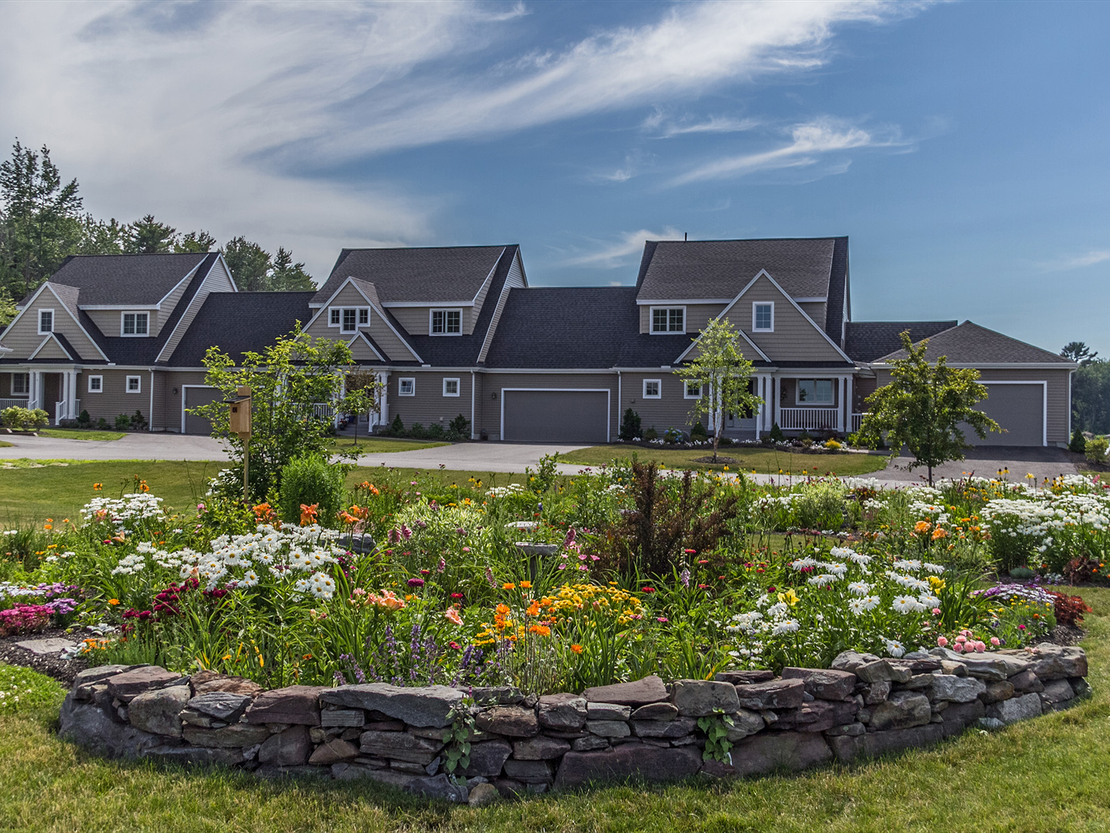 Condominium for Sale at 1 Scarlett Sage Lane ,# 44 1 Scarlett Sage Lane # 44 Brunswick, Maine 04011 United States