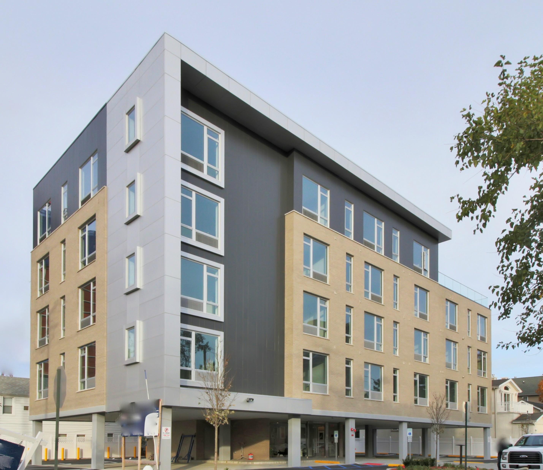 公寓 为 出租 在 The Cosmopolitan 159 Cedar Street #404 李堡, 新泽西州 07024 美国