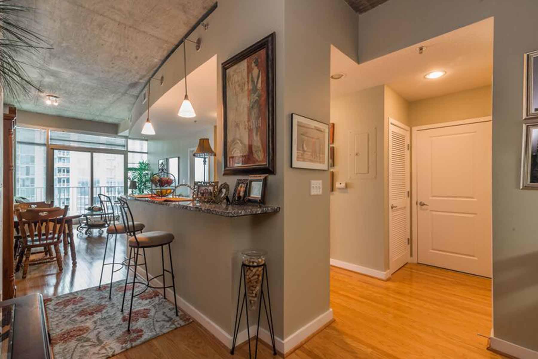 Condominium for Sale at Eclipse true 1/1 floor plan 250 Pharr Road #1503 Atlanta, Georgia 30305 United States