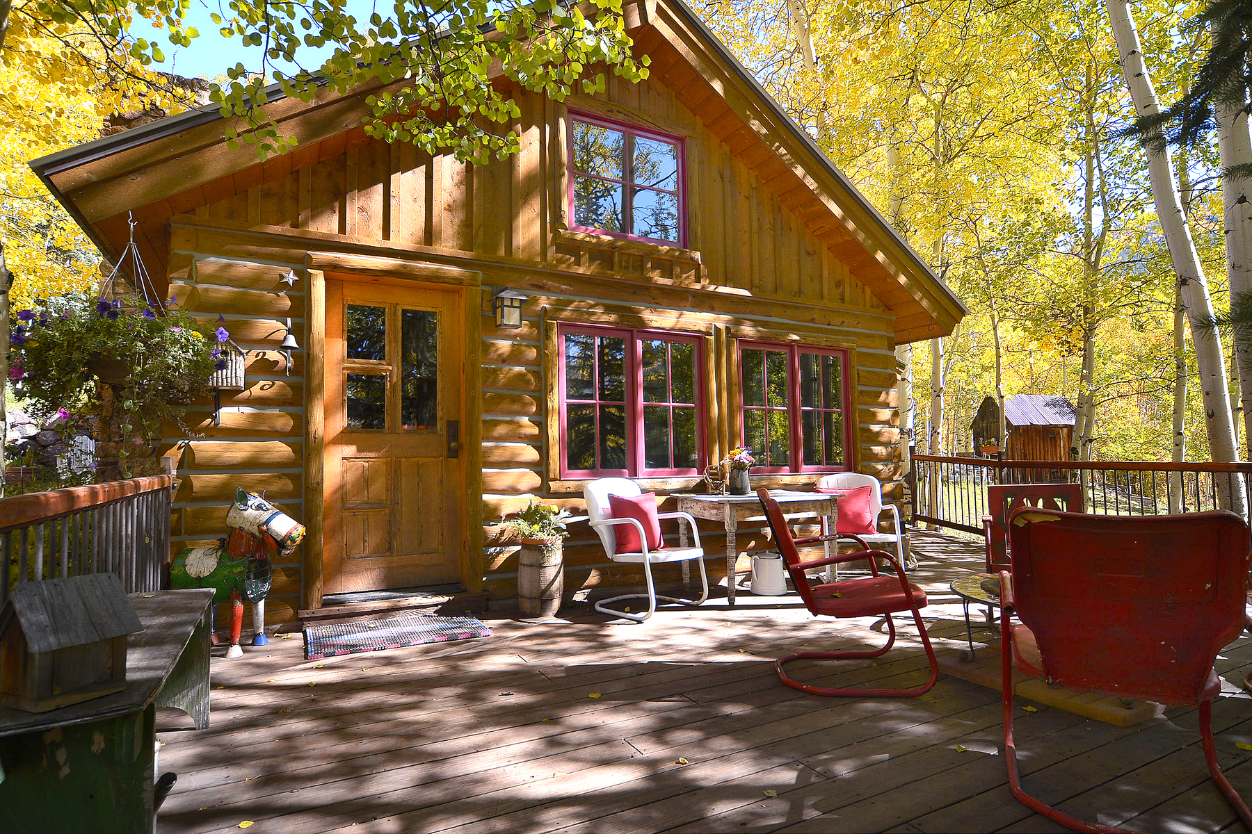 Maison unifamiliale pour l Vente à Big Horn Ranch 6475 County Road 740 Crested Butte, Colorado, 81224 États-Unis