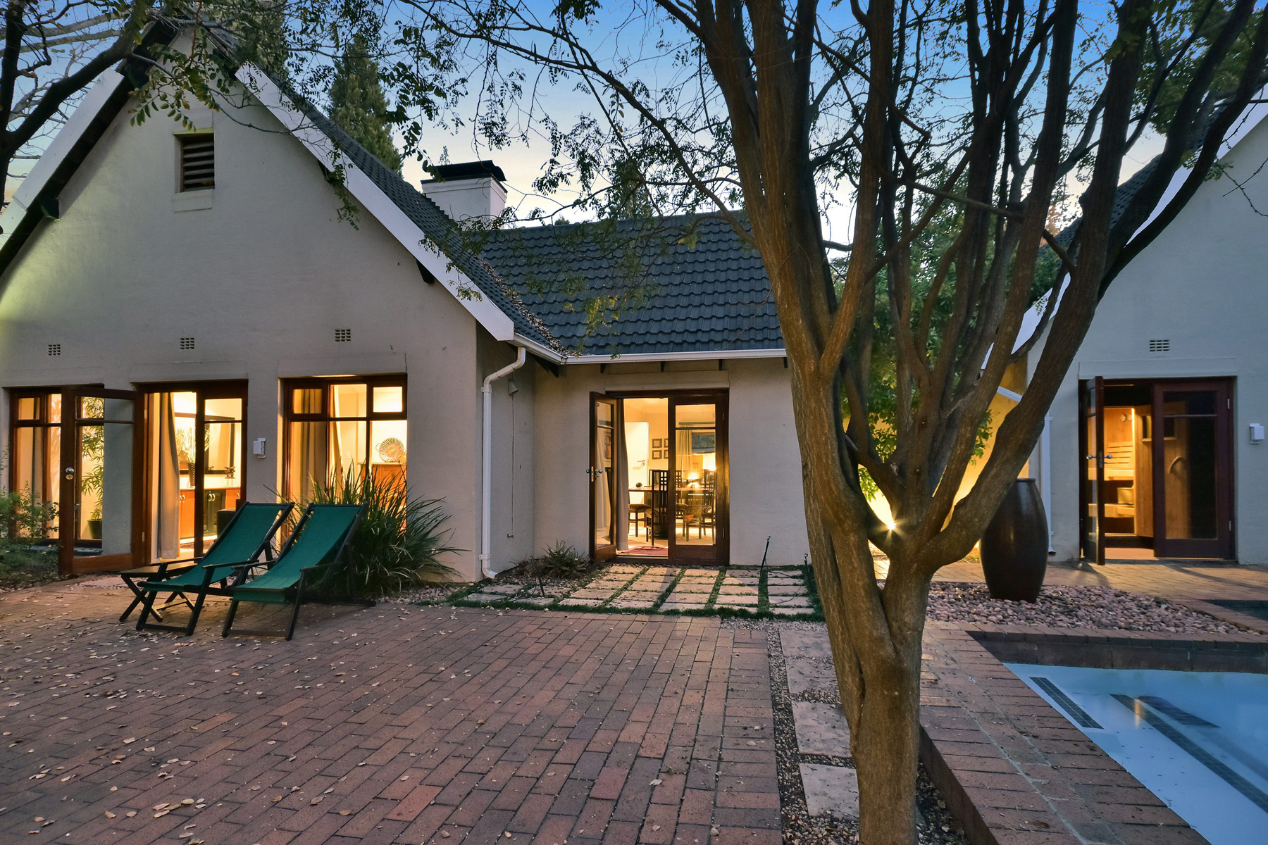 Single Family Home for Sale at Parkmore Johannesburg, Gauteng, 2196 South Africa