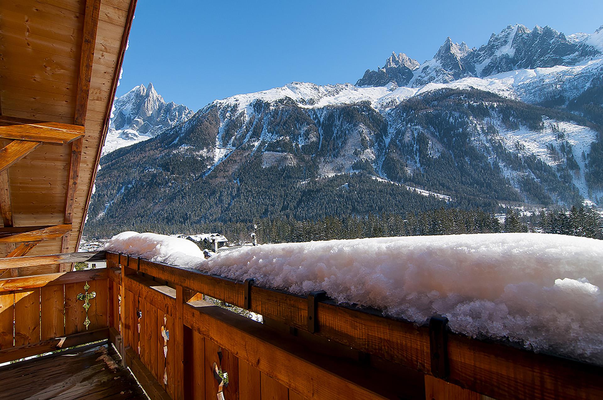 独户住宅 为 销售 在 chalet des nants Les Nants Chamonix, 罗纳阿尔卑斯 74400 法国