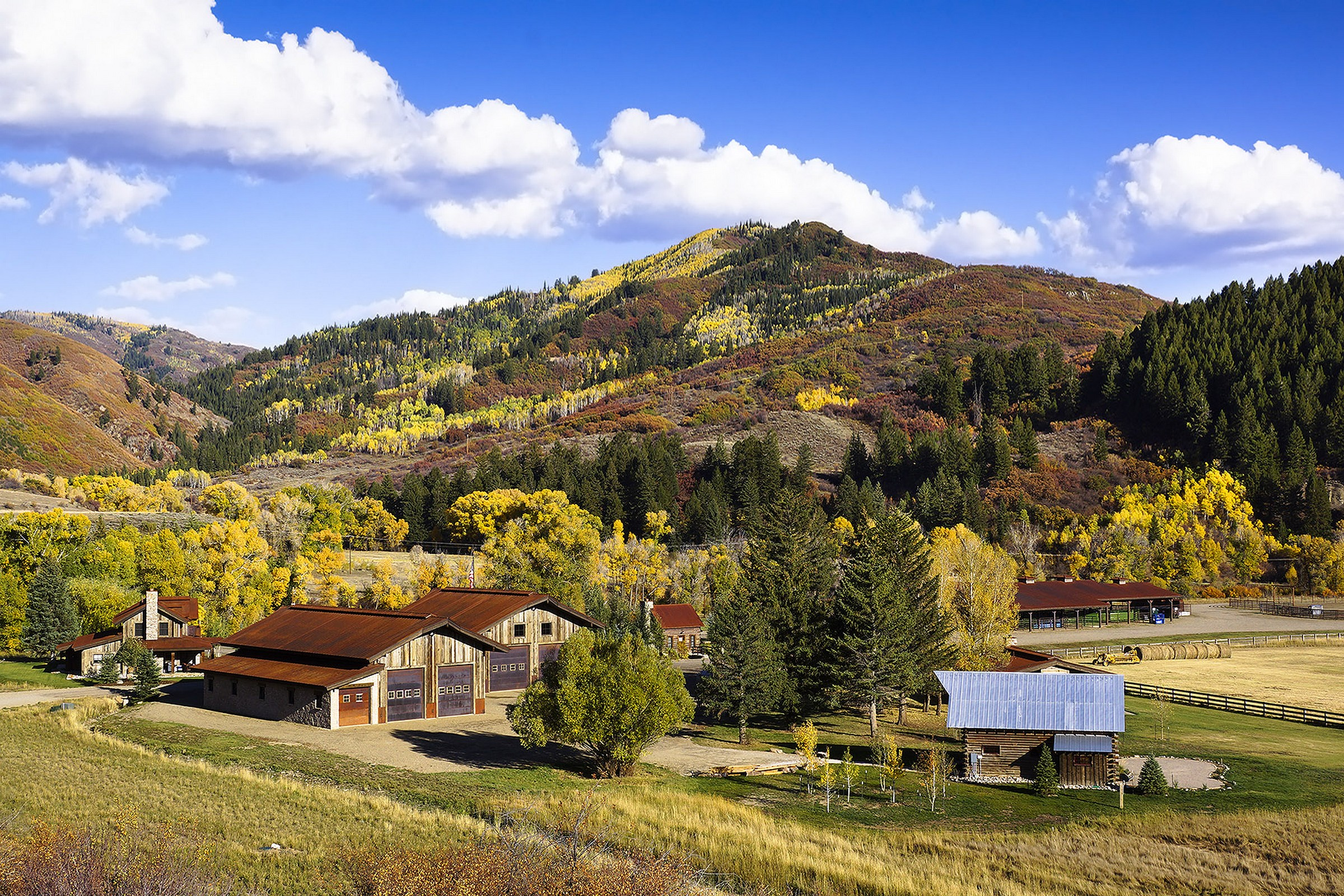Fattoria / ranch / campagna per Vendita alle ore Steamboat River Ranch 44285 Routt County Road #129 Steamboat Springs, Colorado, 80487 Stati Uniti