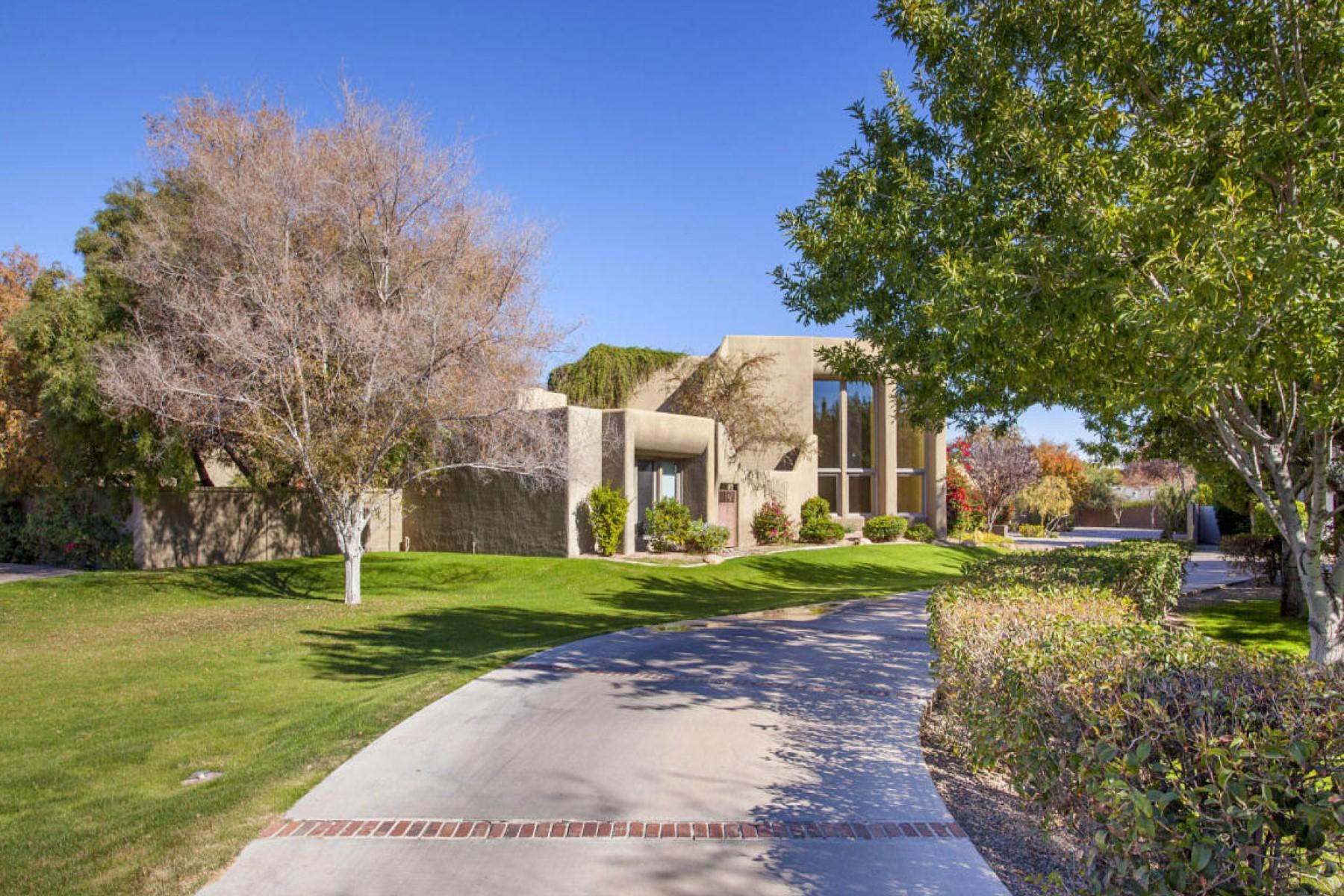 一戸建て のために 売買 アット An amazing gated 1.41 acre estate in the heart of Arcadia 4357 N 66Tth St Scottsdale, アリゾナ, 85251 アメリカ合衆国