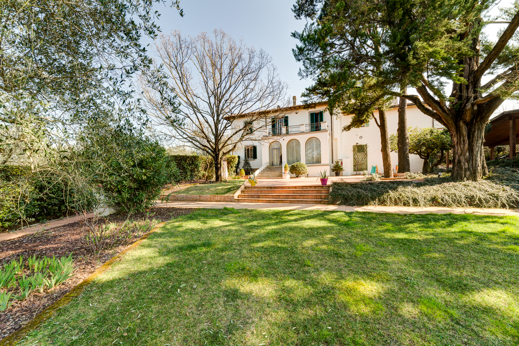 Additional photo for property listing at Lovely villa in the Bagno a Ripoli countryside Via Liliano e Meoli Bagno A Ripoli, Florence 50012 Italy