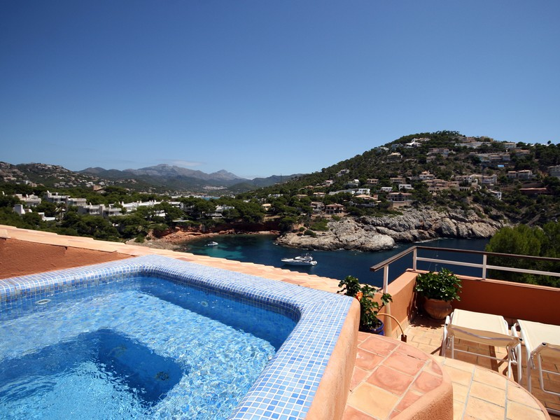 Duplex for Sale at Sea view penthouse 3 bedrooms in Port Andratx Port Andratx, Mallorca, 07157 Spain