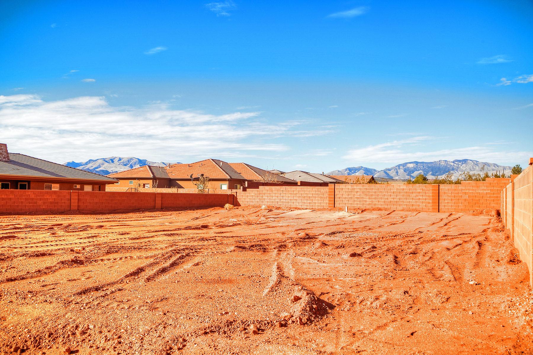 Terreno por un Venta en Red Mountain Estate View lot Lot 15 Red Mountain Estates Ivins, Utah 84738 Estados Unidos