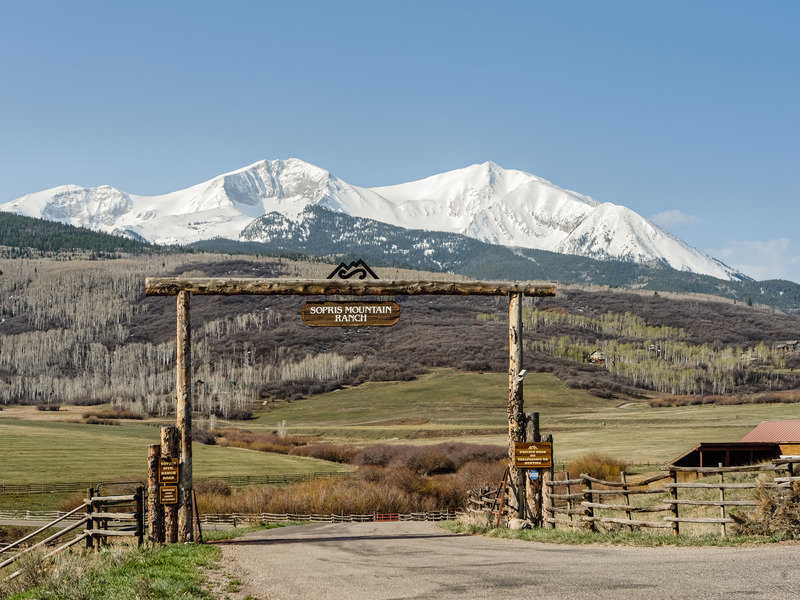 sales property at Phenomenal Vistas at Sopris Mountain Ranch