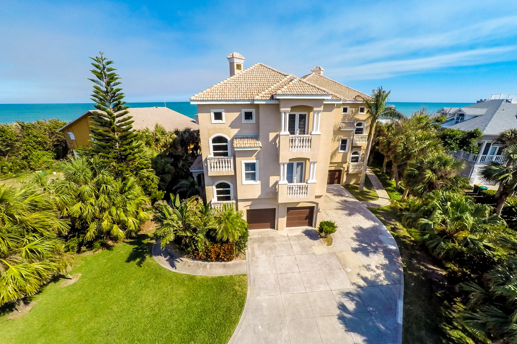 Duplex for Sale at 8325 Highway A1A Melbourne Beach, Florida 32951 United States