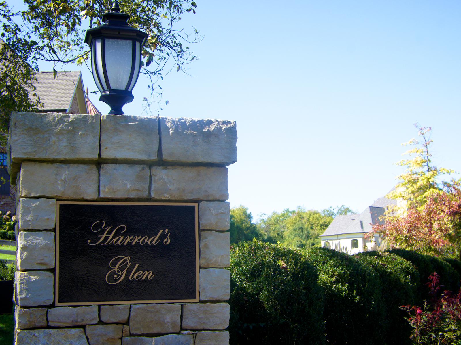 Terrain pour l Vente à 40 Harrods Glen Drive Prospect, Kentucky 40059 États-Unis
