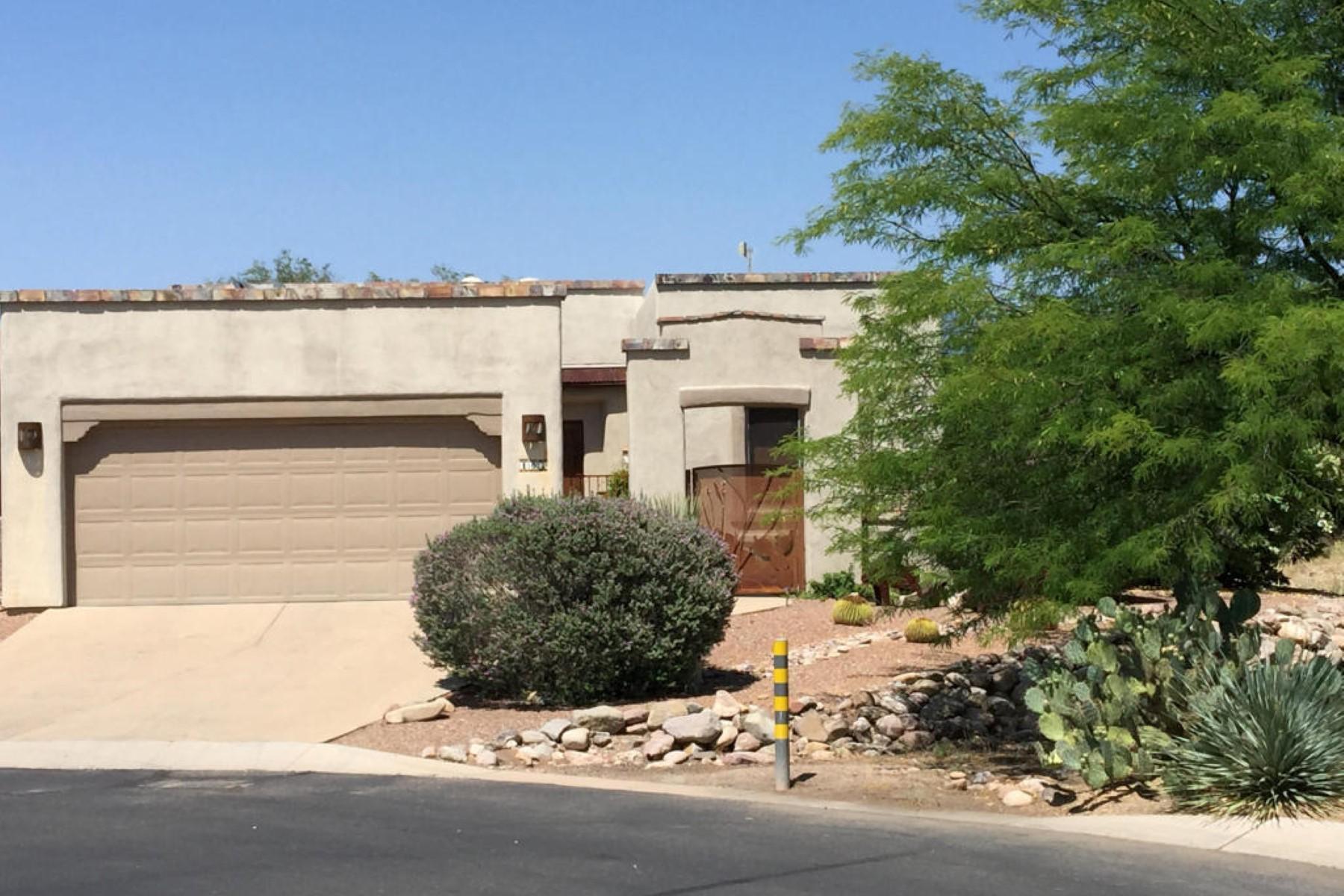 Vivienda unifamiliar por un Venta en Lovely home in a quiet cul de sac. 107 Sutter Place Tubac, Arizona 85646 Estados Unidos