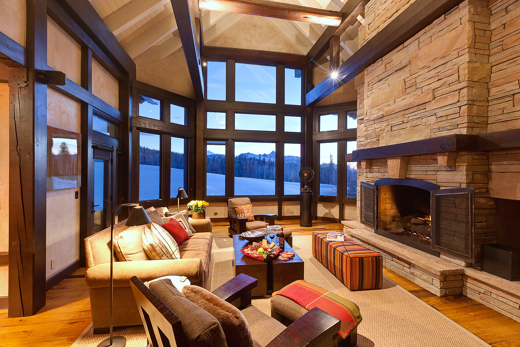 Tek Ailelik Ev için Satış at 131 Hood Park Telluride, Colorado, 81435 Amerika Birleşik Devletleri
