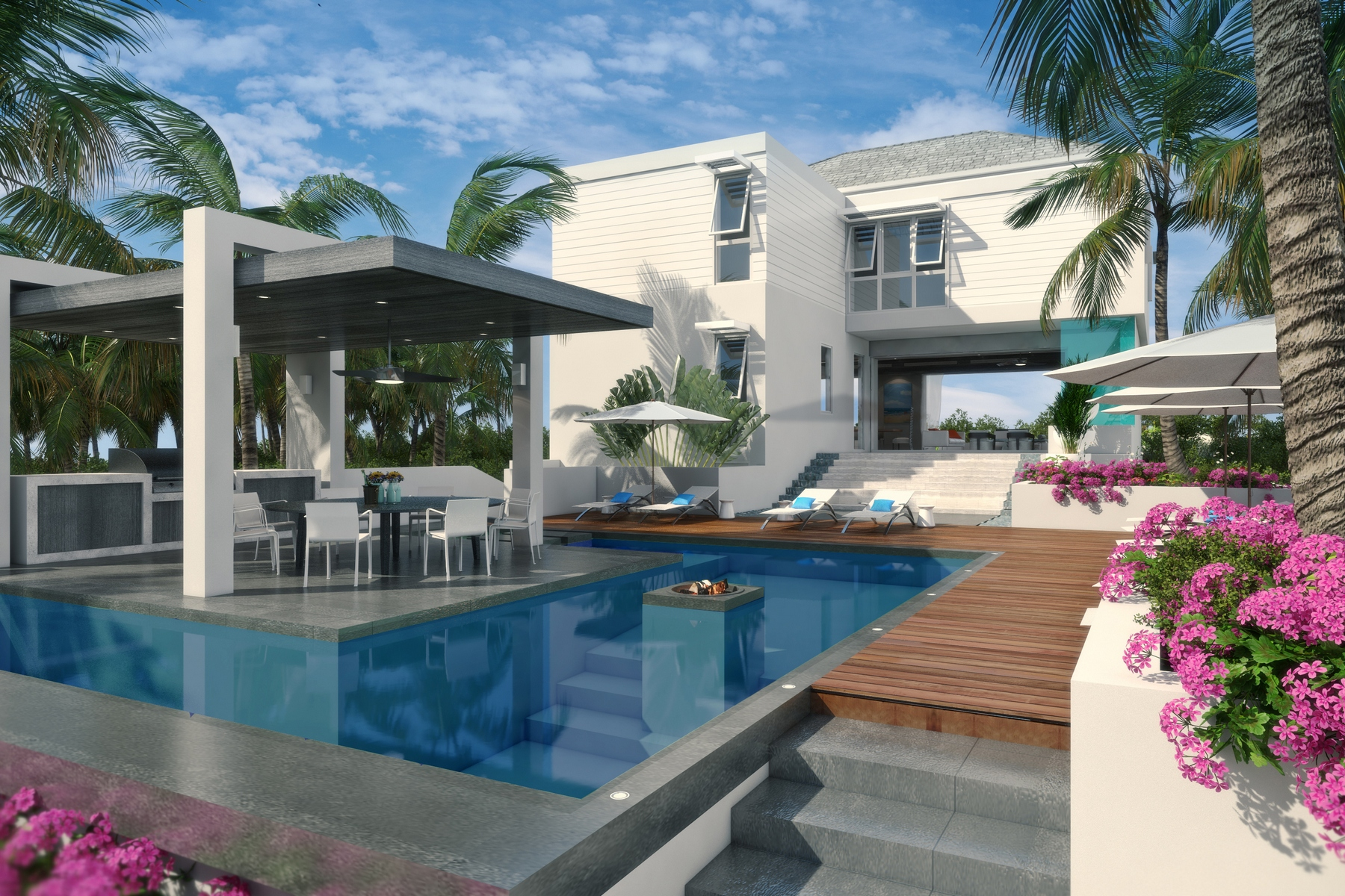 Villa per Vendita alle ore The Dunes Villas ~ Managed by Grace Bay Resorts North Shore Beachfront Turtle Cove, Providenciales TC Turks E Caicos