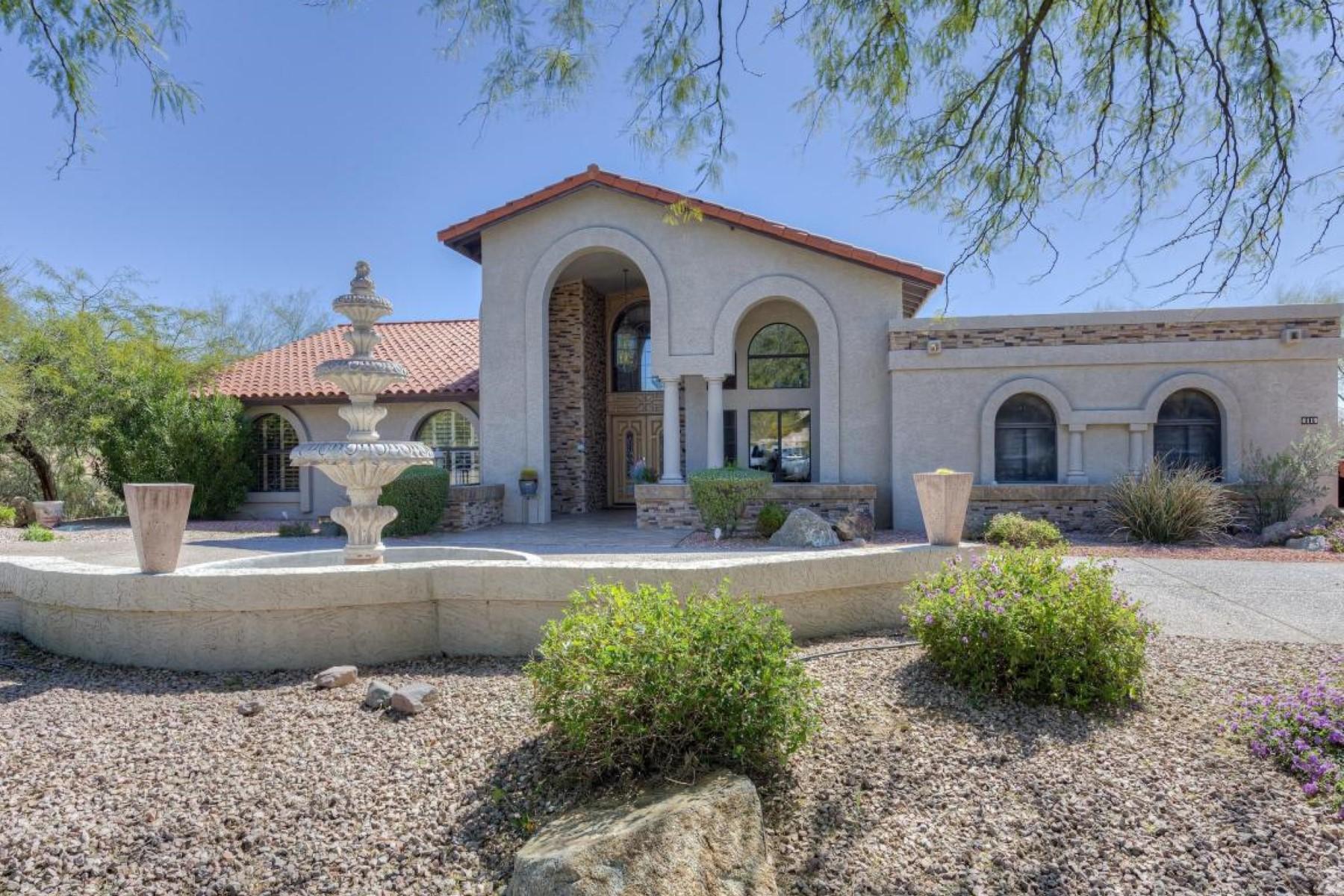 단독 가정 주택 용 매매 에 Awesome investment to live in - in the heart of North Scottsdale 8119 E PARKVIEW LN Scottsdale, 아리조나 85255 미국