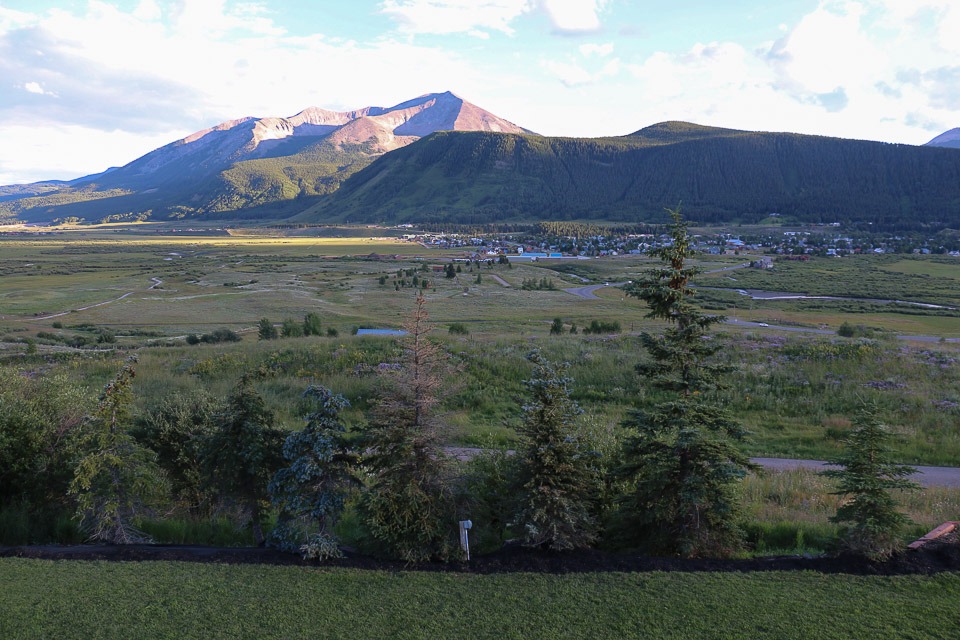 Single Family Home for Sale at Serene Mountain Home 1181 County Road 317 Crested Butte, Colorado 81224 United States