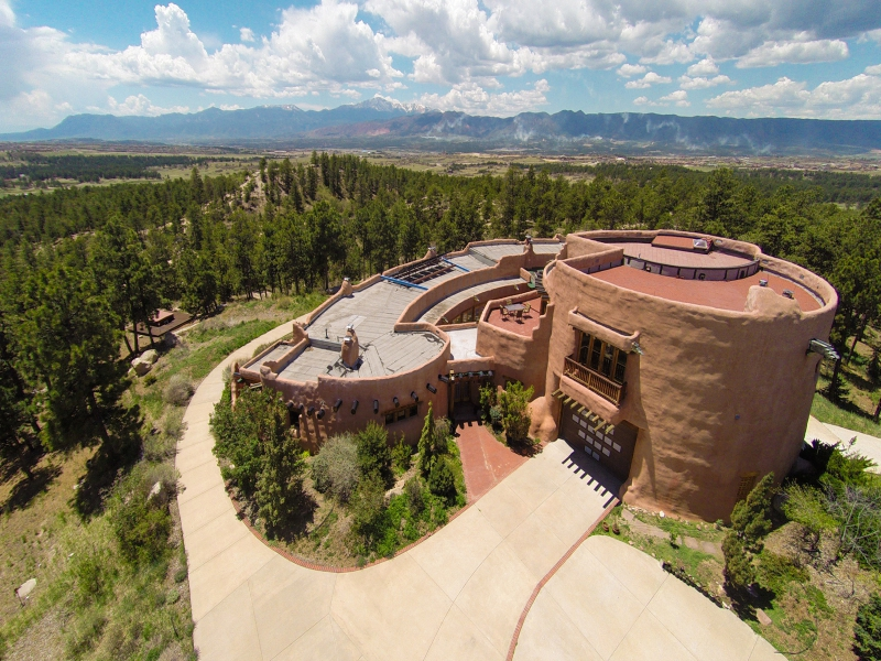 sales property at Santa Fe Revival Home