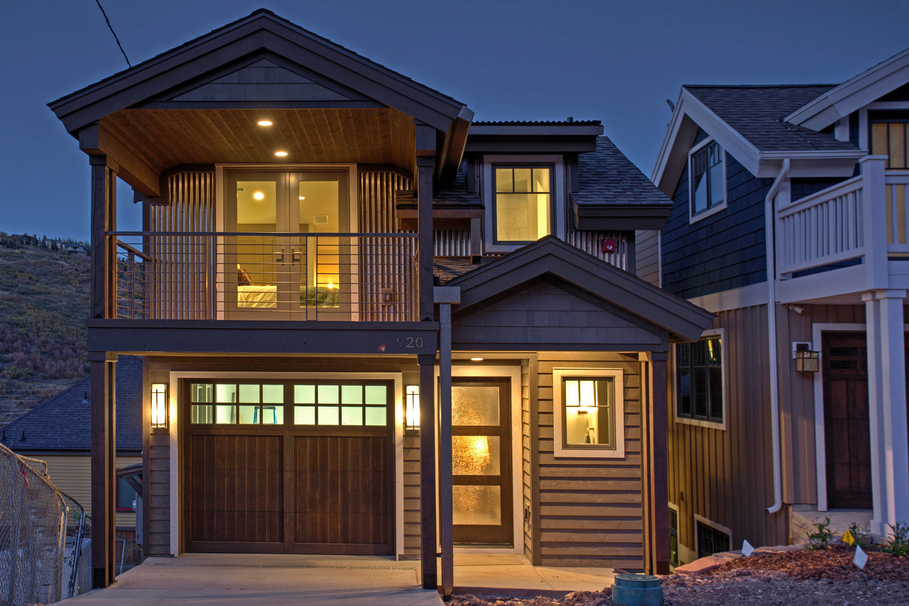 Single Family Home for Sale at Modern Contemporary Design Flare 920 Empire Ave Park City, Utah 84060 United States