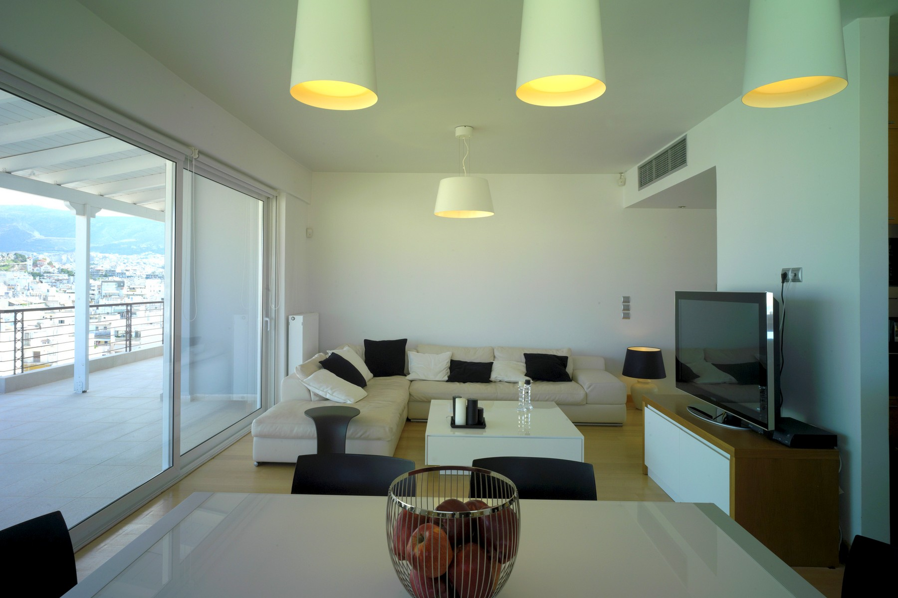 Property Of Athens Minimal Penthouse
