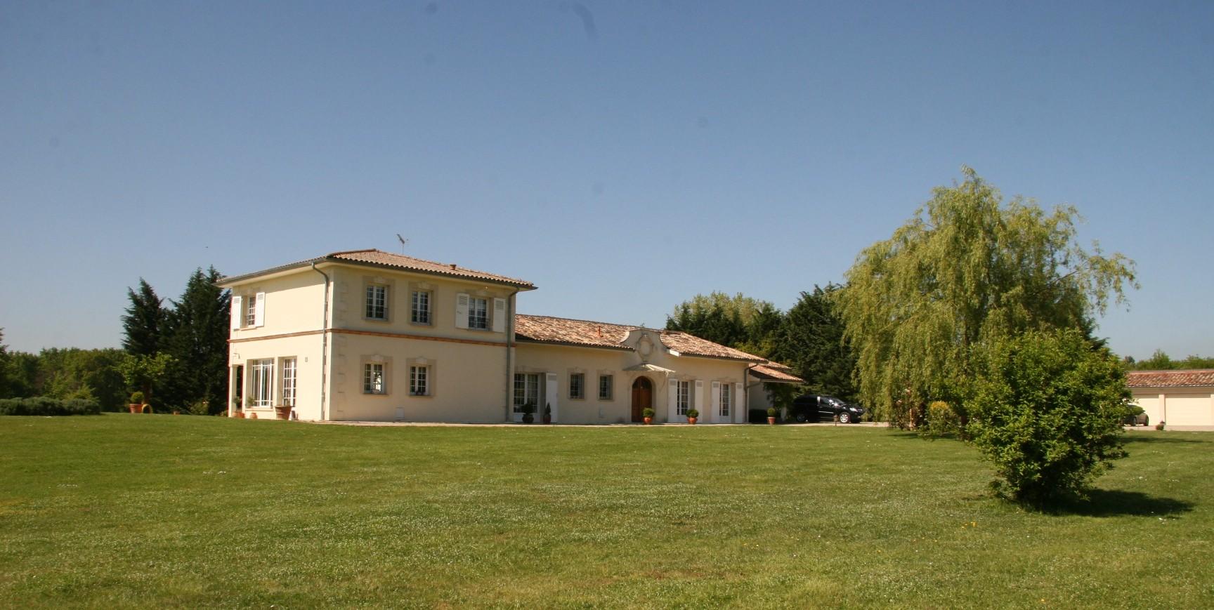 Moradia para Venda às Magnificent 20 hectare property around Bordeaux Cestas, Aquitaine 33610 França