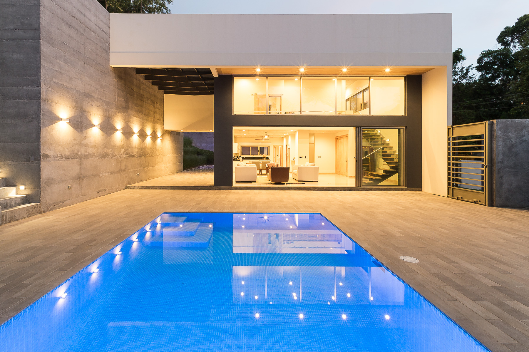 Single Family Home for Sale at Managua's Modern Masterpiece Other Managua, Managua Nicaragua