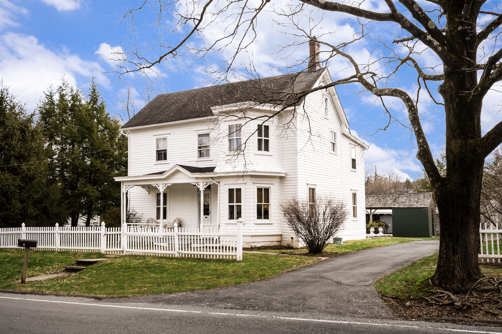 Single Family Home for Sale at A Piece Of History In The Borough 21 Louellen Street Hopewell, New Jersey, 08525 United States