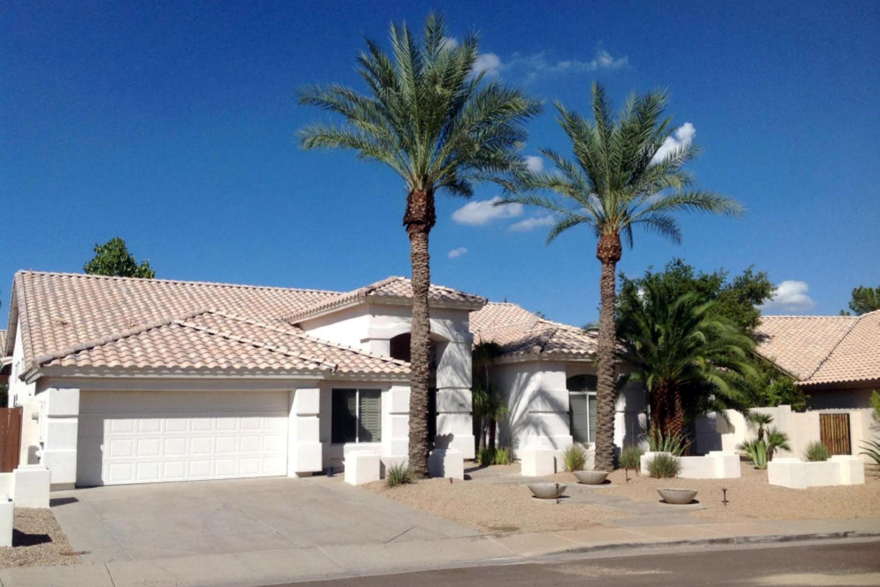 Maison unifamiliale pour l Vente à Extremely Upgraded Remodel in Mountain Park Ranch 3162 E Desert Broom Way Phoenix, Arizona 85048 États-Unis