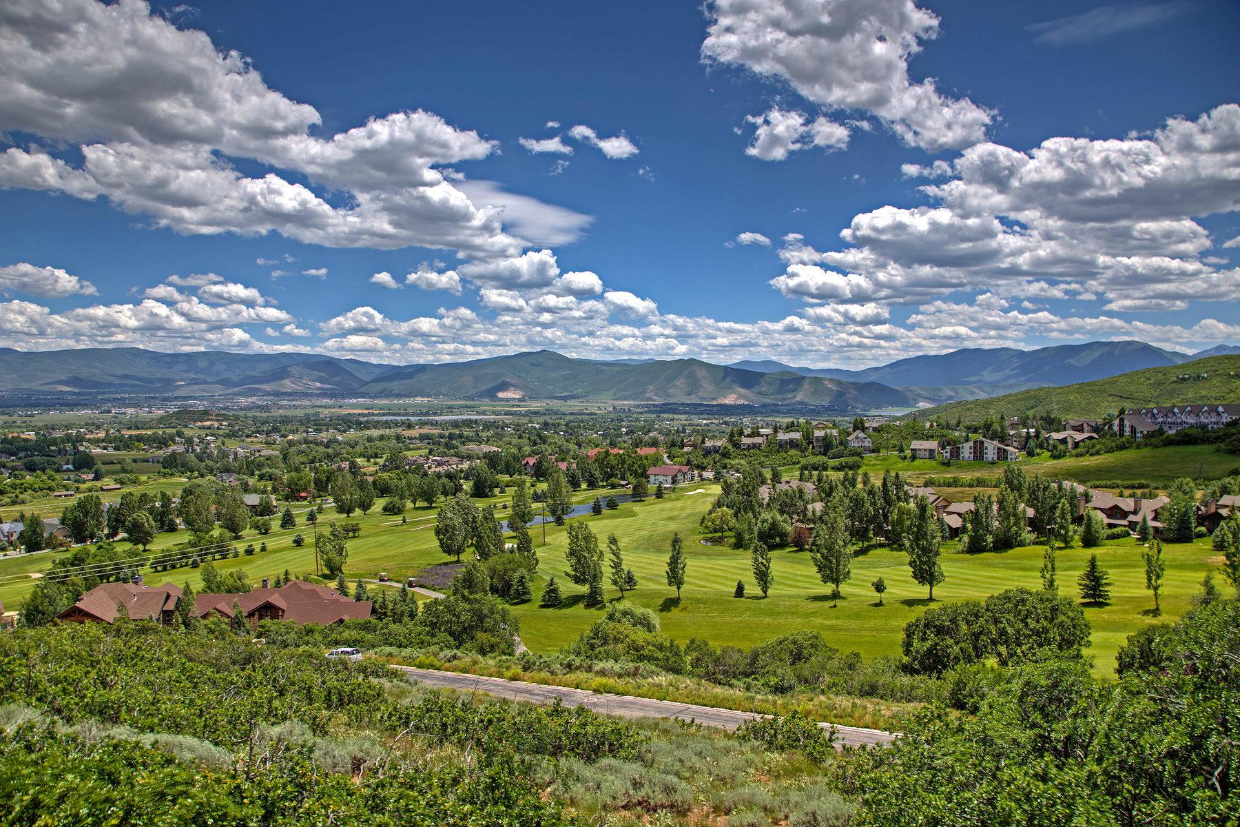 土地 为 销售 在 Spectacular Turnberry Woods Lot 1104 W Links Dr Lot 28 米德韦, 犹他州, 84049 美国