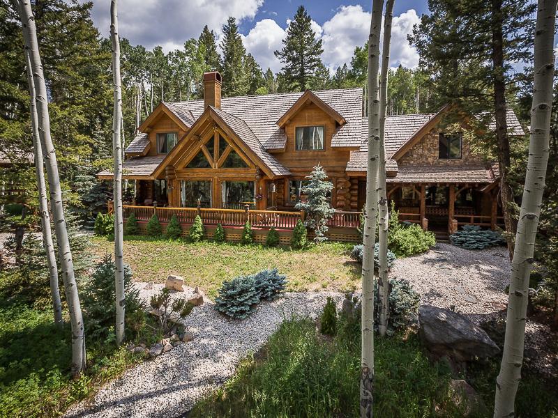 Maison unifamiliale pour l Vente à 261 Adams Ranch Road Telluride, Colorado 81435 États-Unis