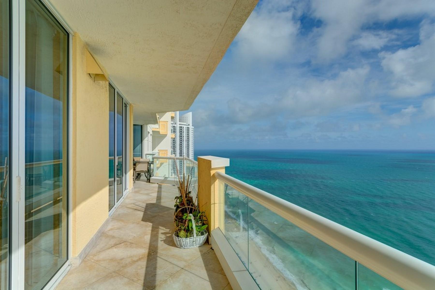 Eigentumswohnung für Verkauf beim 17875 Collins ave #3703 Sunny Isles, Florida 33160 Vereinigte Staaten