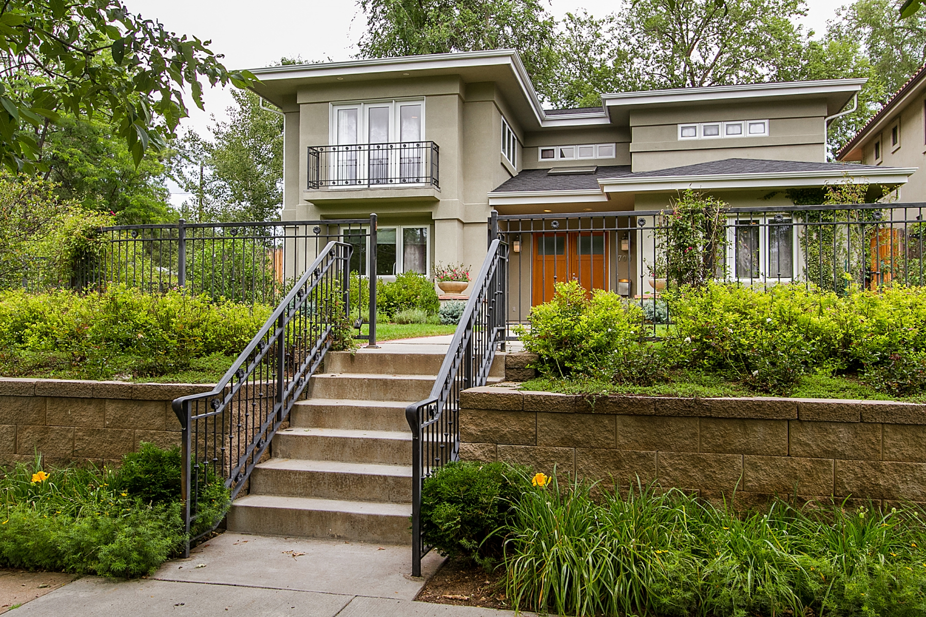 Single Family Home for Sale at Completely Remodeled Urban Contemporary Home 700 South Fillmore Street Denver, Colorado 80209 United States