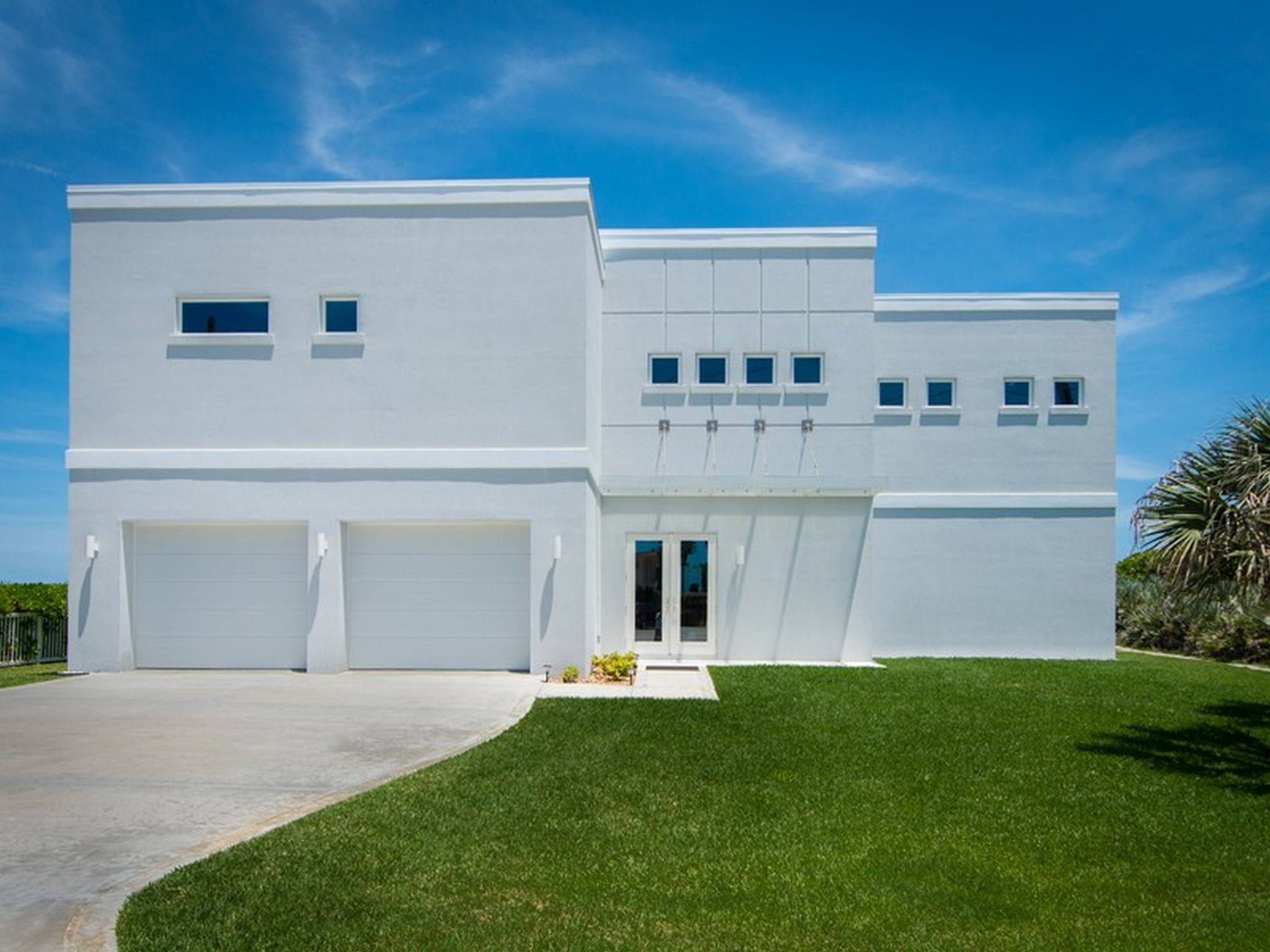 Single Family Home for Sale at Custom Built Oceanfront Home 1611 Atlantic Street Melbourne Beach, Florida 32951 United States