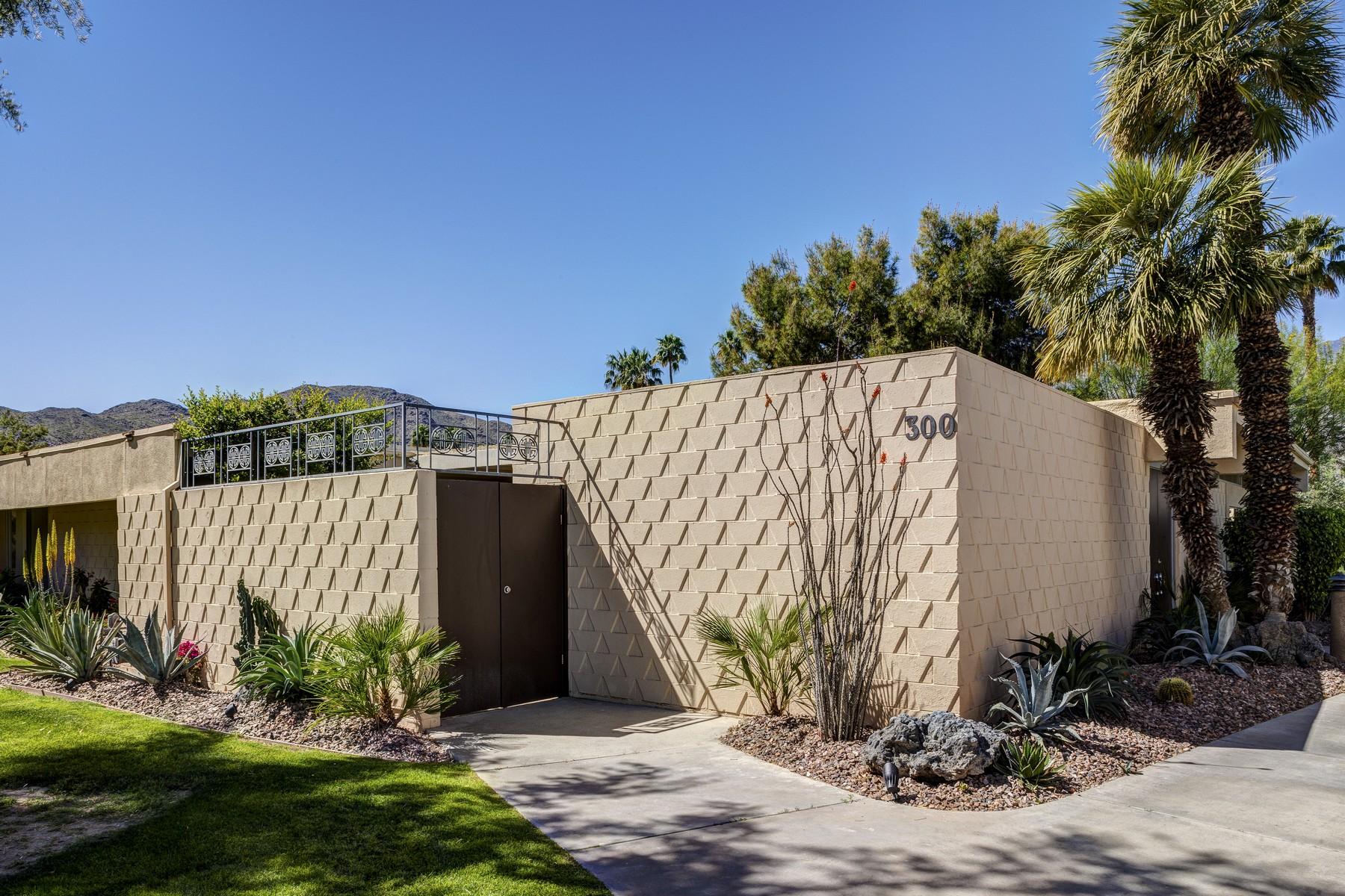 Condominio per Vendita alle ore 300 Desert Lakes Drive Palm Springs, California, 92264 Stati Uniti