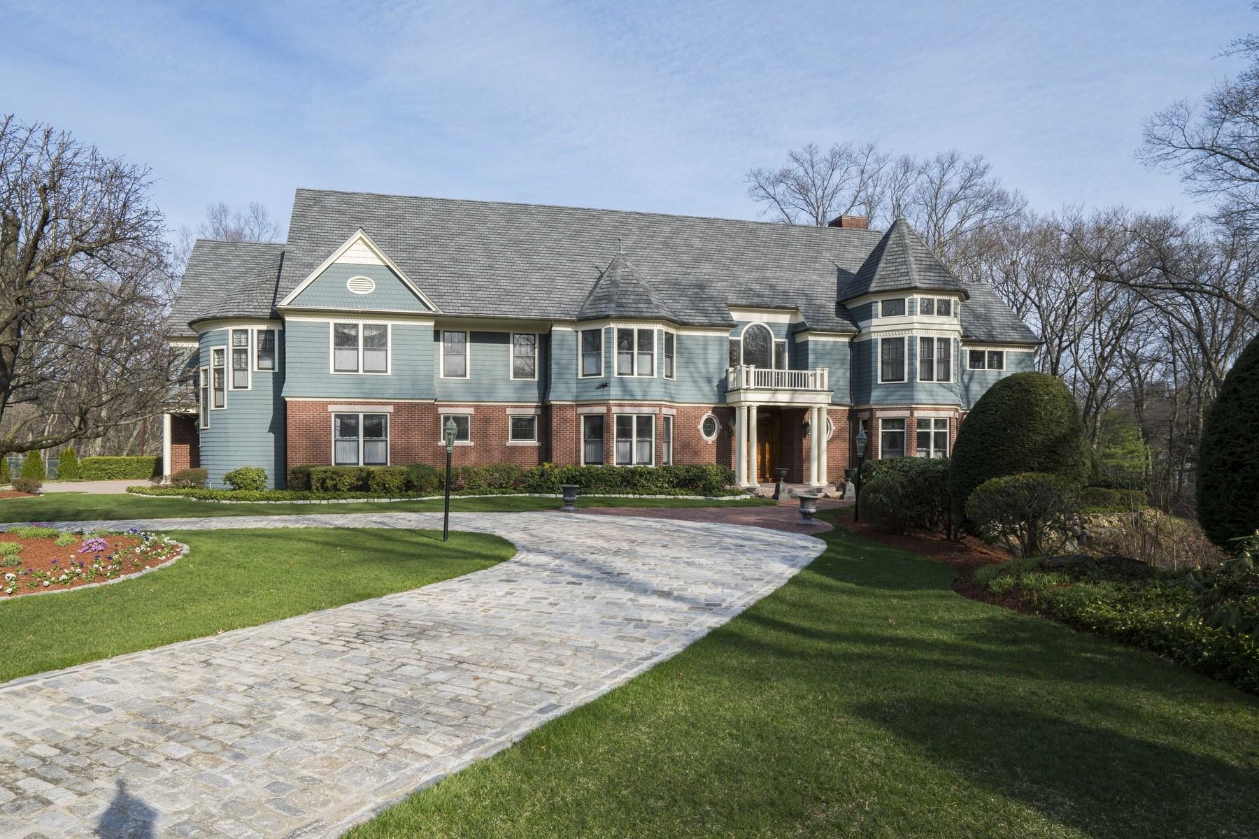 단독 가정 주택 용 매매 에 Private Estate 5 John Hosmer Lane Lexington, 매사추세츠, 02420 미국