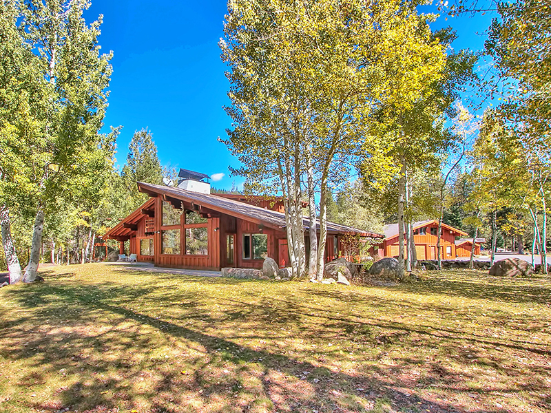 Single Family Home for Active at 325 Squaw Valley Road Olympic Valley, California 96146 United States