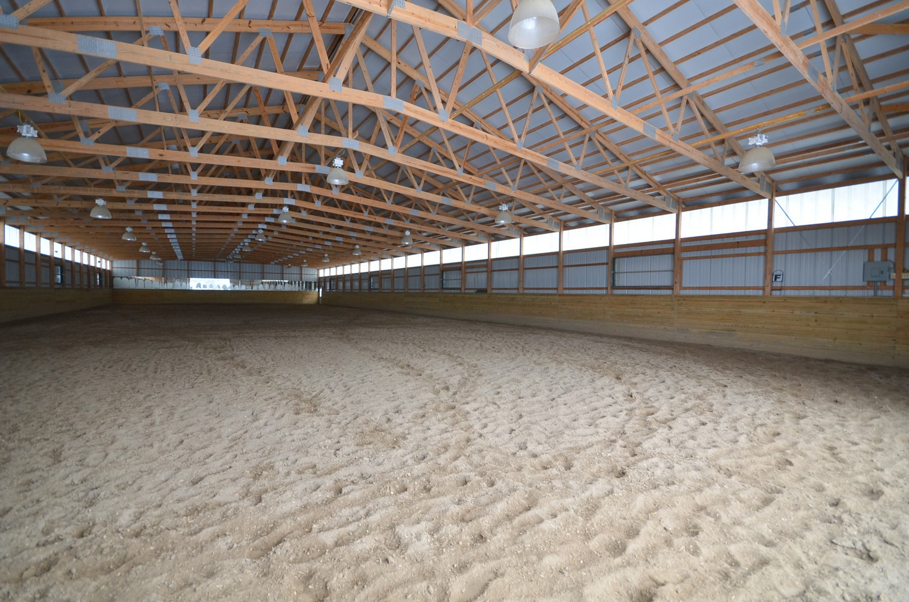 Additional photo for property listing at Professional Dressage Facility 7611 W. Minor Court Gosport, 印第安纳州 47433 美国