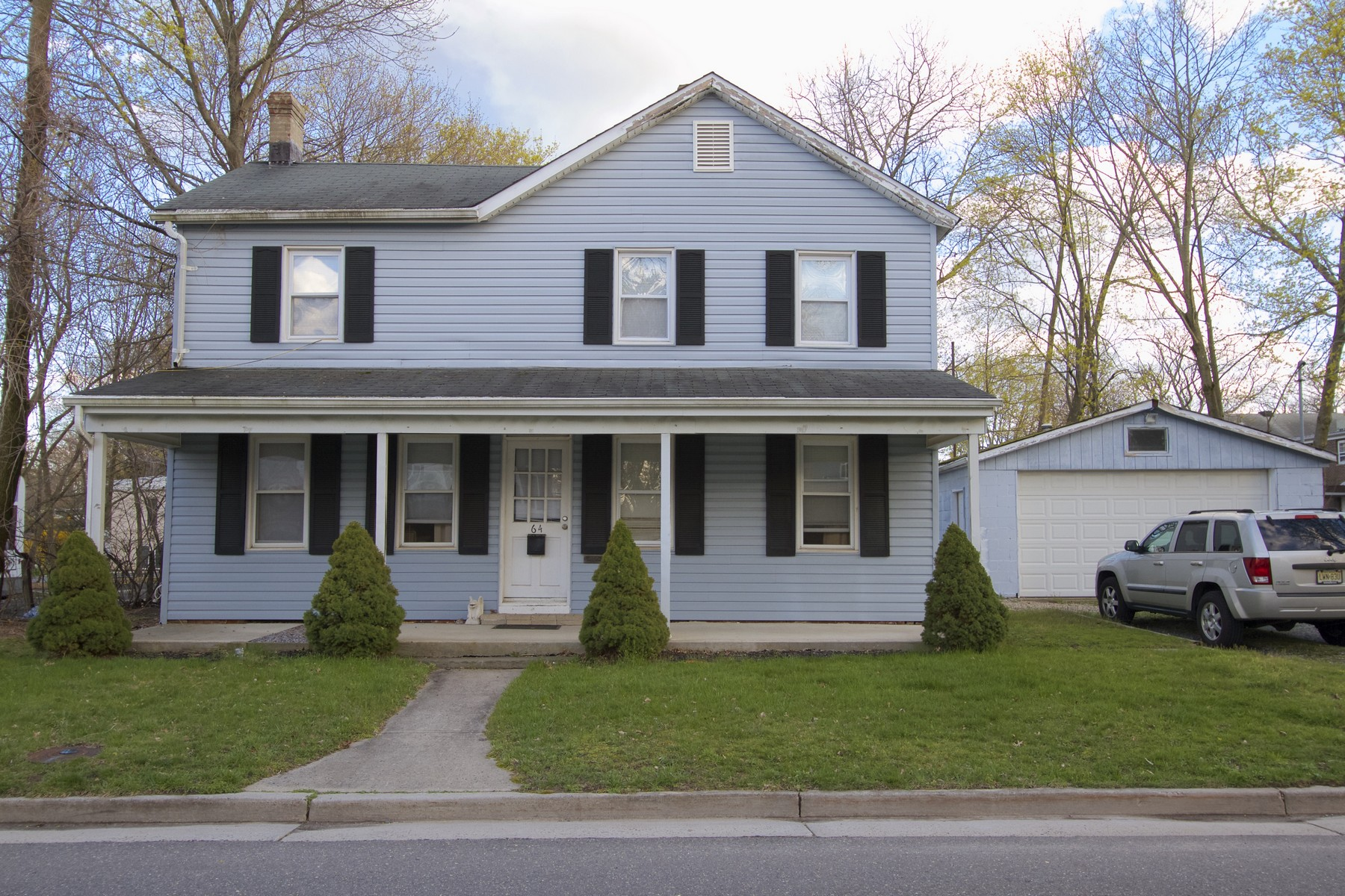 Single Family Home for Sale at Eatontown 64 Throckmorton Avenue Eatontown, New Jersey, 07724 United States