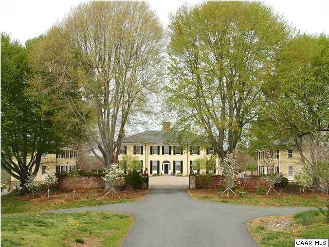 Moradia para Venda às Rivanna Farm 1859 Rivanna Farm Charlottesville, Virginia 22911 Estados Unidos
