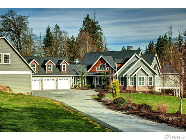 Vivienda unifamiliar por un Venta en Woodinville Estate 16125 230th St SE Woodinville, Washington, 98296 Estados Unidos