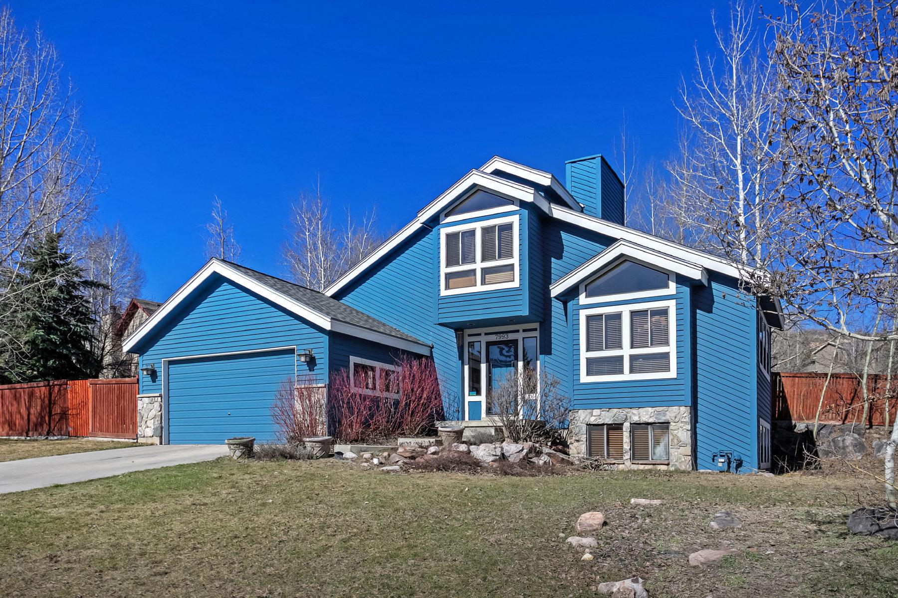 一戸建て のために 売買 アット Exceptional Home in a Highly Desirable Park City Neighborhood 7993 Summer Hill Dr Park City, ユタ, 84098 アメリカ合衆国