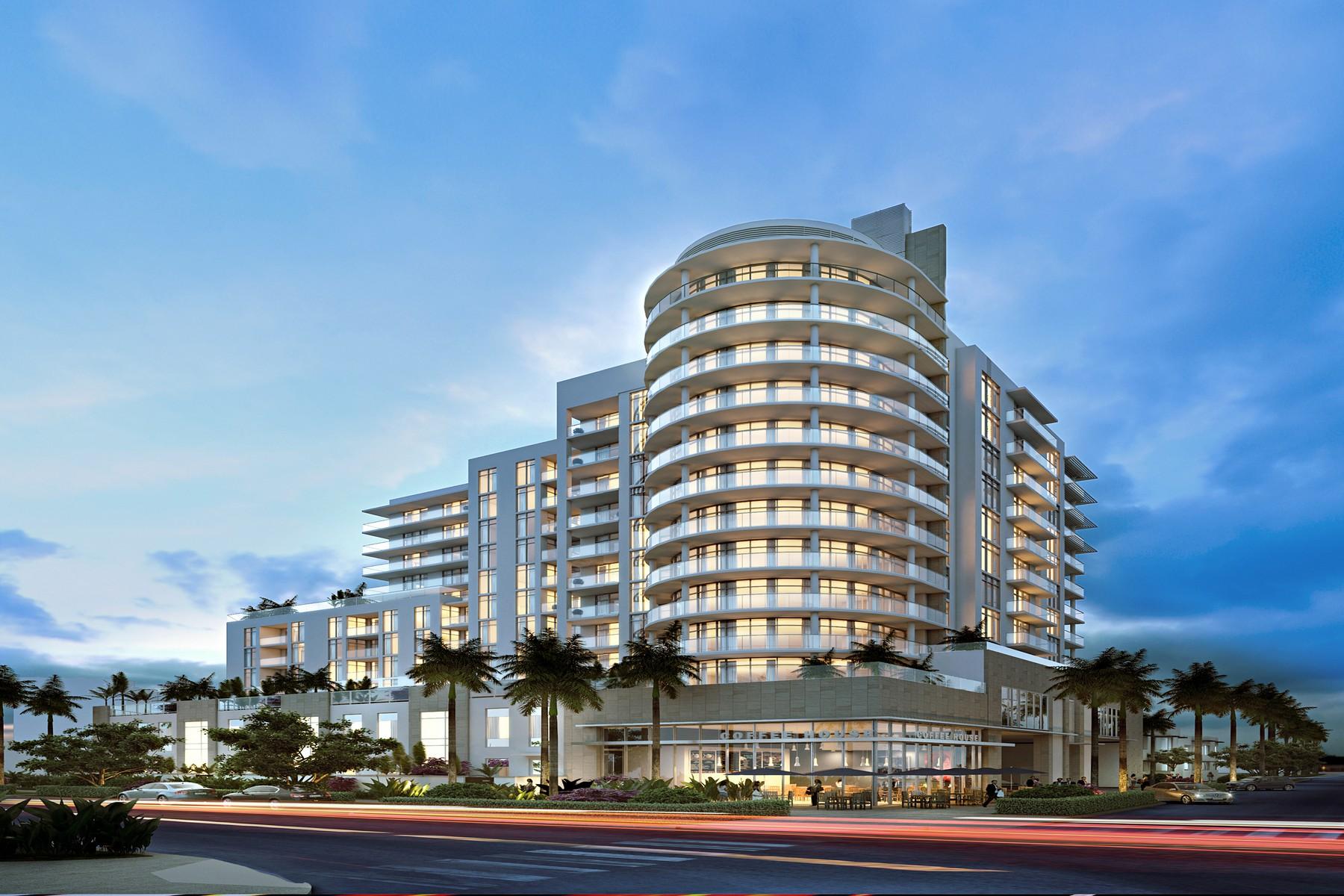 公寓 为 销售 在 Gale Residences 2434 E Las Olas Blvd #711 劳德代尔堡, 佛罗里达州 33304 美国