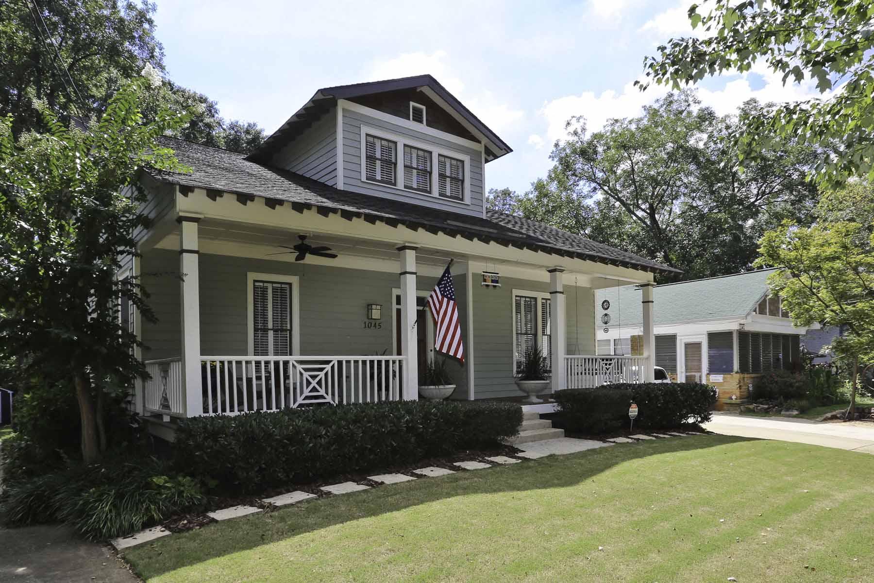 一戸建て のために 売買 アット Fantastic Ormewood Park Residence 1045 Delaware Avenue SE Ormewood Park, Atlanta, ジョージア, 30316 アメリカ合衆国