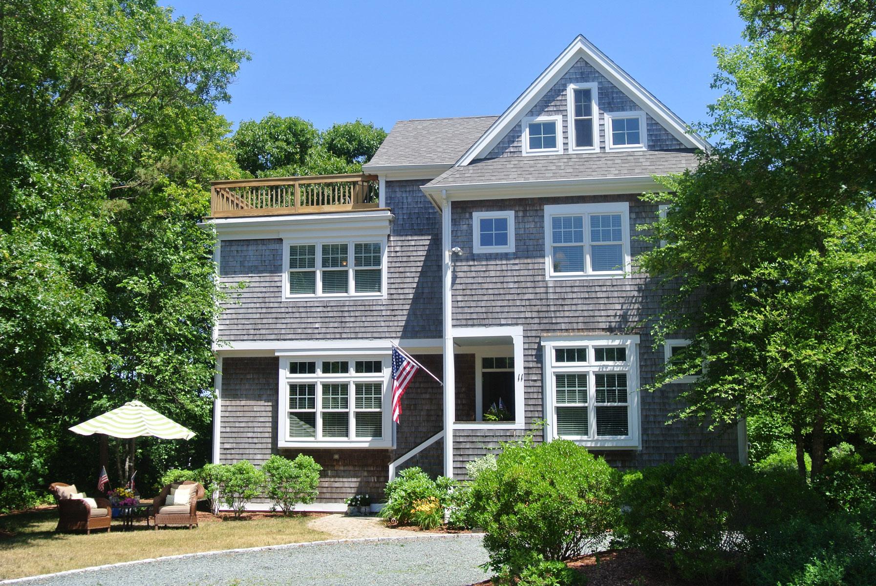Single Family Home for Sale at SOUTH CAPE BEACH 11 Pontiac Road Mashpee, Massachusetts, 02649 United States