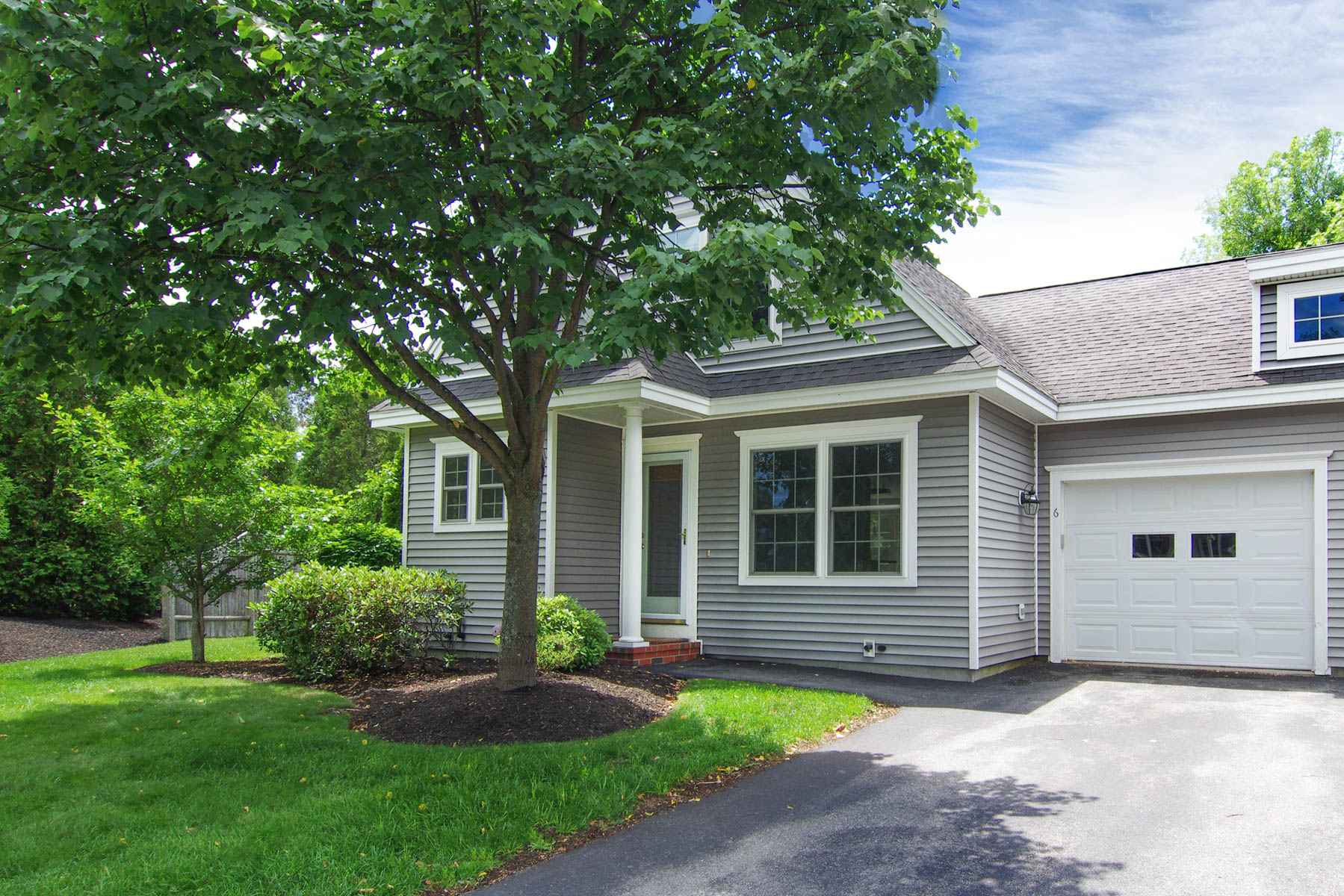 Condominium for Sale at 6 Delaware Ct, Unit#A1 6 Delaware Ct Unit#A1 Portland, Maine 04103 United States