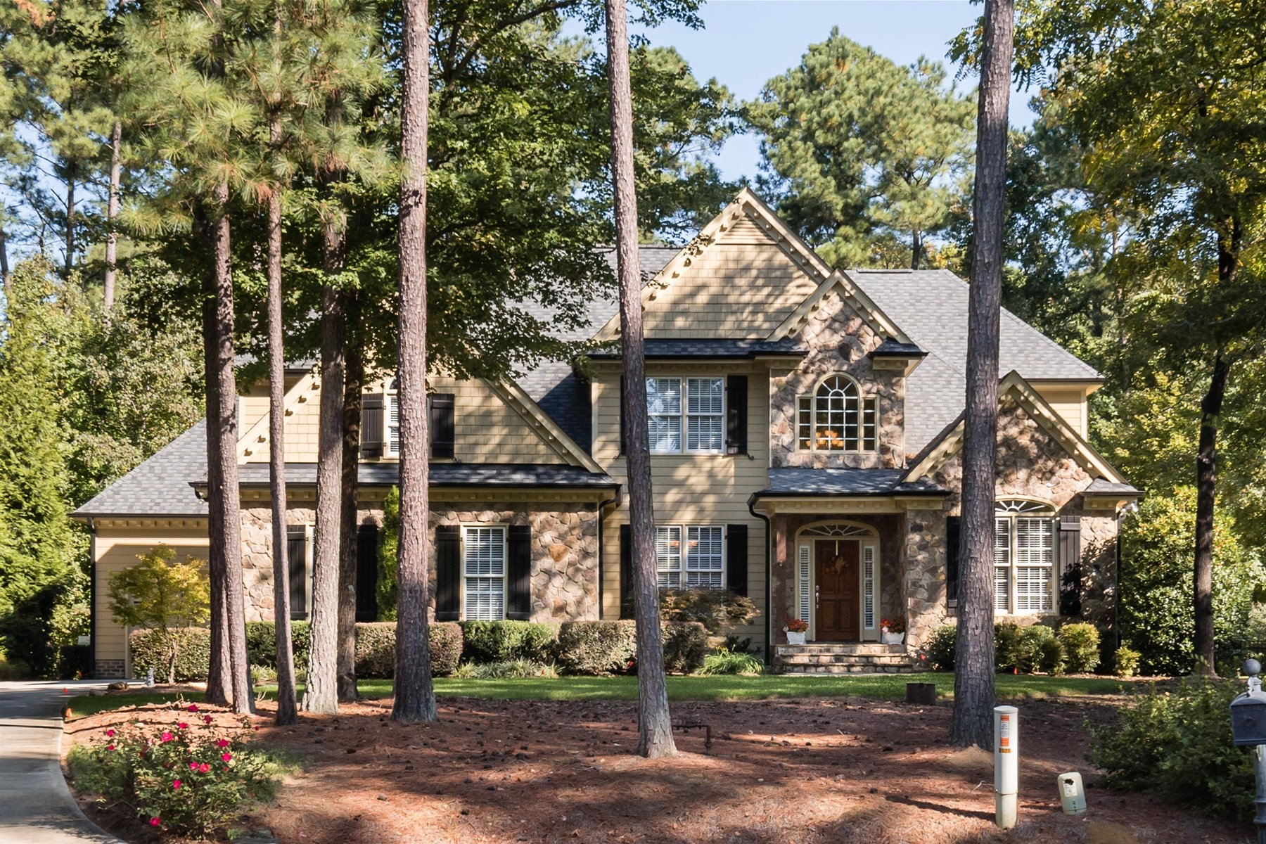 Single Family Home for Sale at Fantastic Residence Move-in Ready 7517 Mossy Glen Court Raleigh, North Carolina, 27614 United StatesIn/Around: Cary, Chapel Hill, Durham, Wake Forest