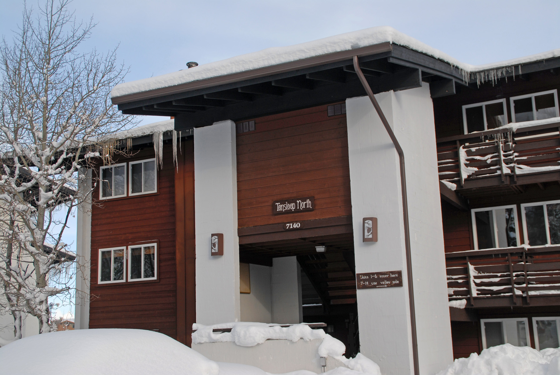 Condominium for Sale at Outstanding Teton Village Condominium 7140 N. Rachel Way #A3 Teton Village, Wyoming, 83025 Jackson Hole, United States