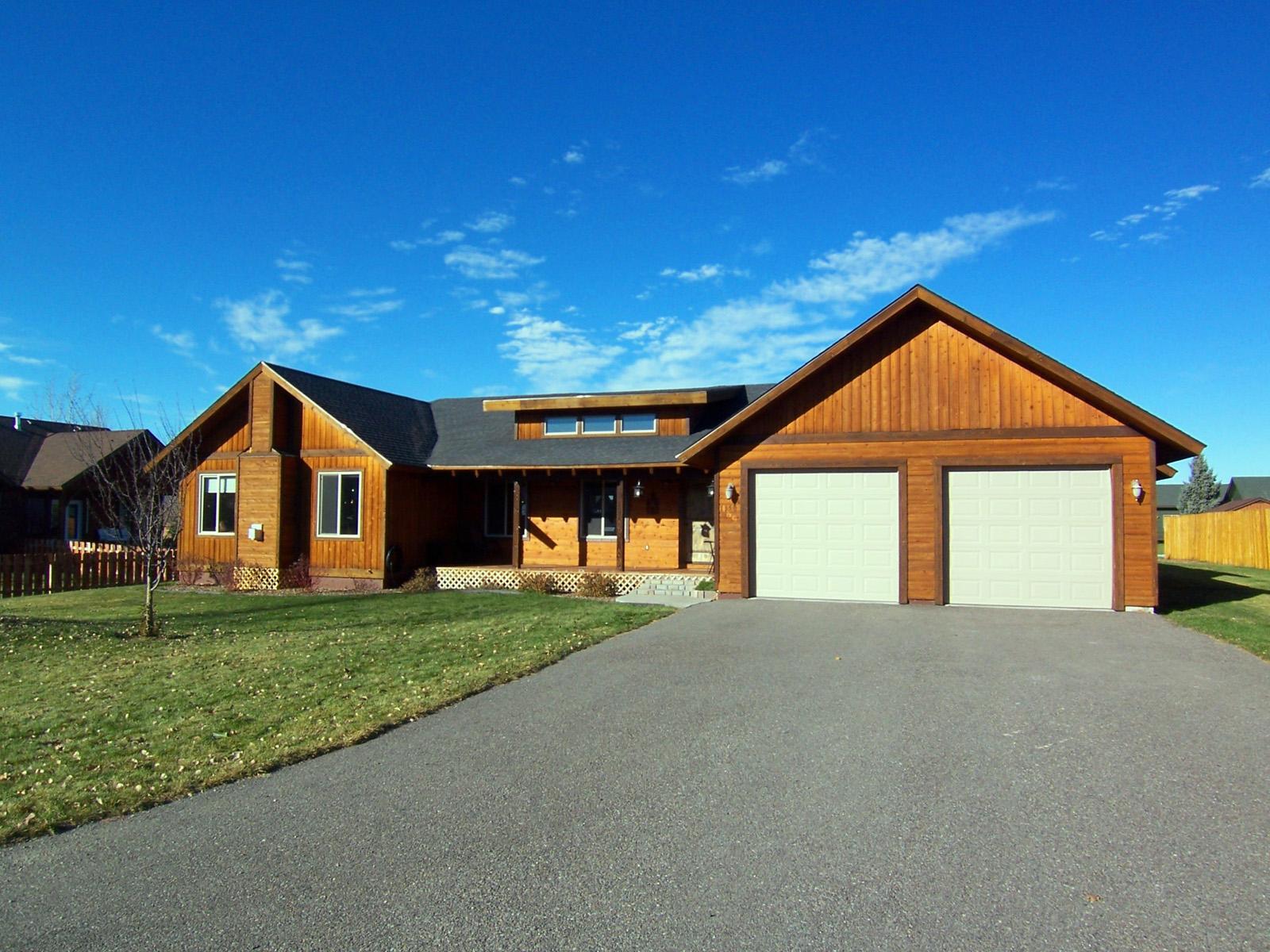 獨棟家庭住宅 為 出售 在 Victor One Level Beauty 1350 Brooktrout Dr. Victor, 愛達荷州 83455 美國