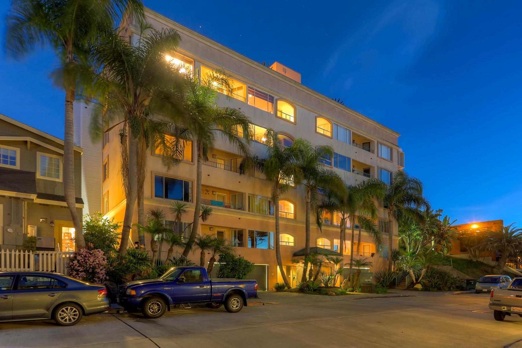 Condominium for Sale at 1039 Coast Blvd S 1039 Coast Blvd S 5A La Jolla, California 92037 United States