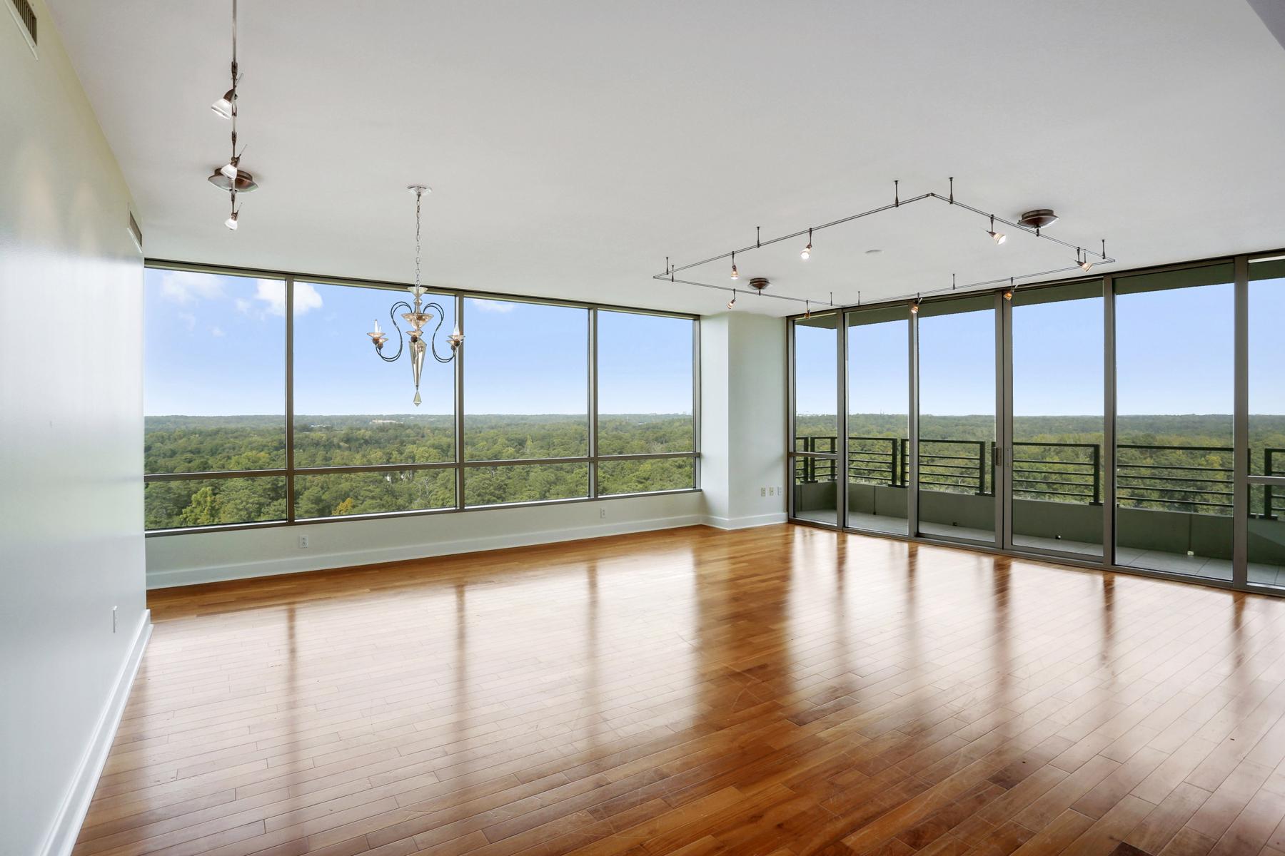 sales property at Extraordinary Buckhead Condo With Sprawling Views